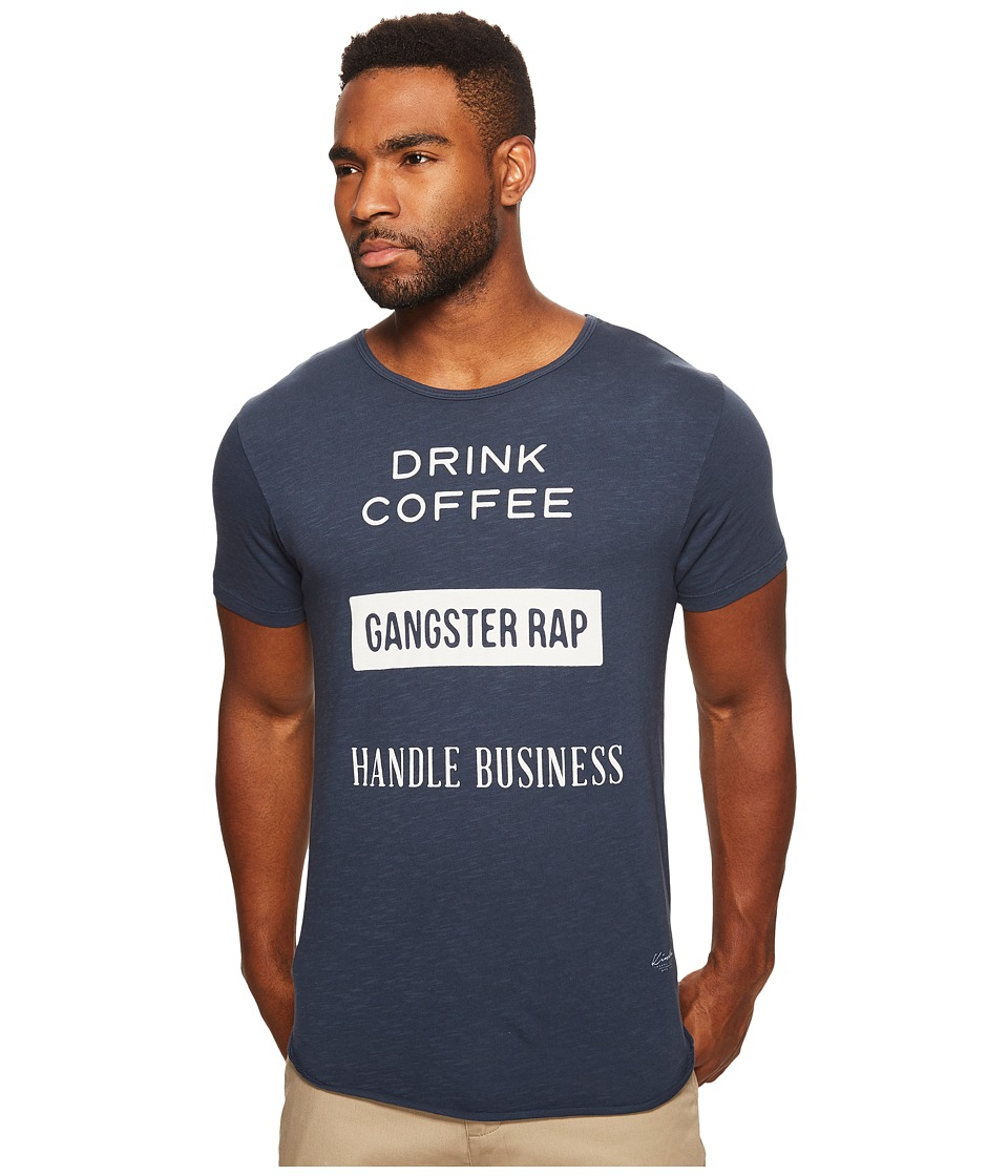 KINETIX - Drink Coffee (Regal Navy) Men's Clothing