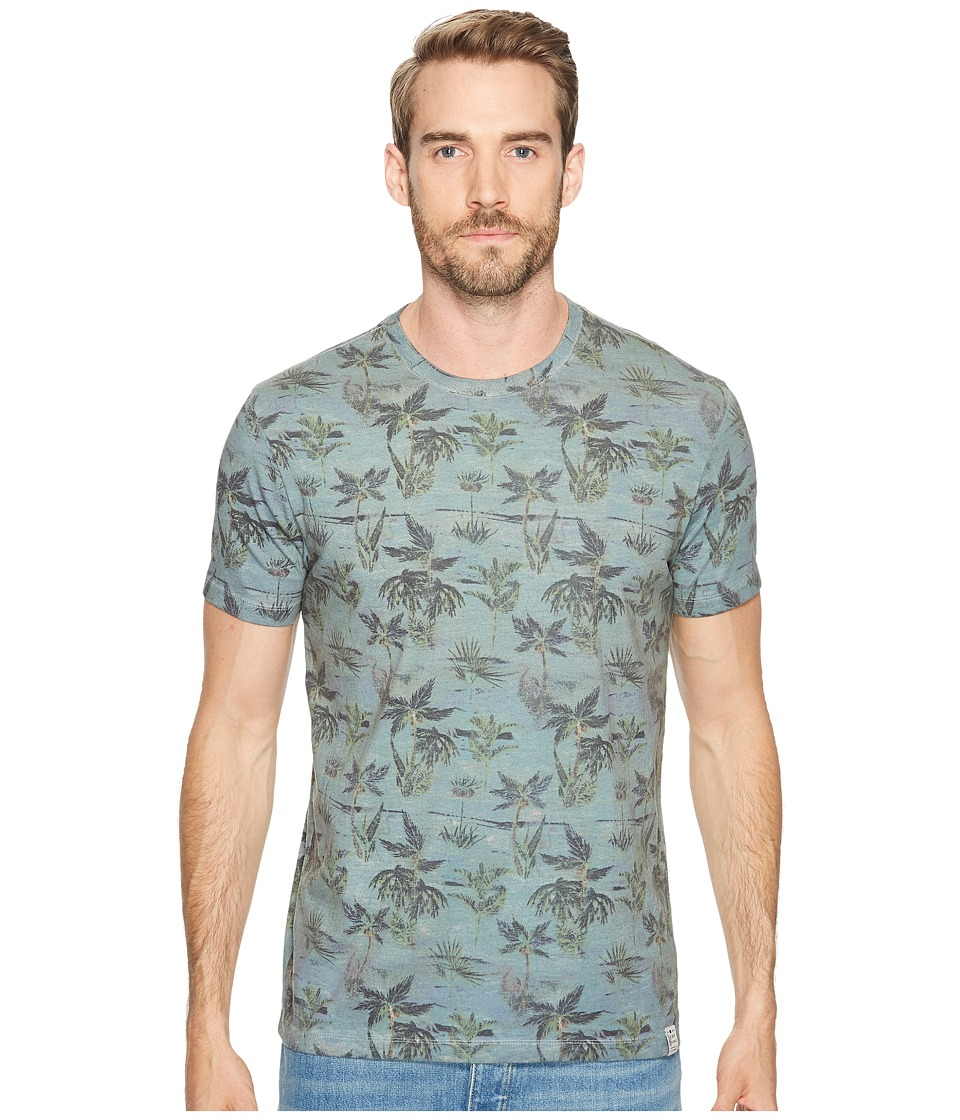 Lucky Brand - South Beach Printed Tee (Multi) Men's T Shirt
