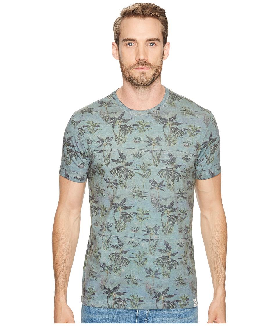 Lucky Brand - South Beach Printed Tee (Multi) Men's T Shirt