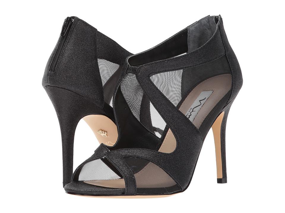 Nina Cordela (Black/Black) High Heels