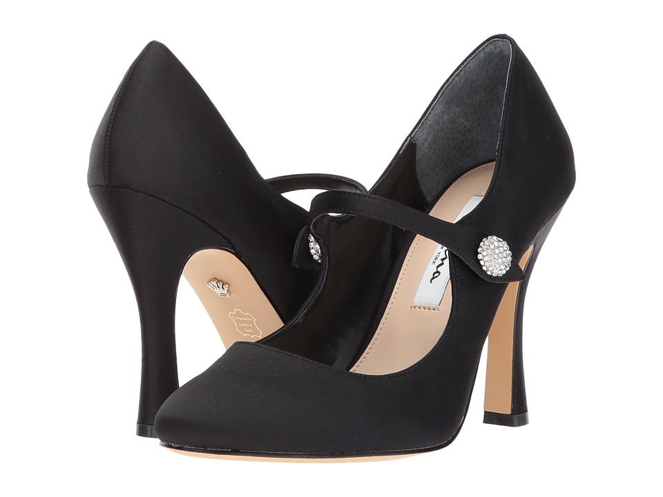 Nina Idette (Black) High Heels