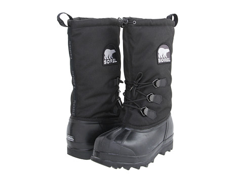 SOREL Glacier (Black) Men's Boots