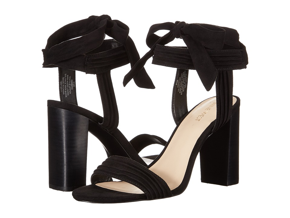 Nine West - Amnero FB (Black) Women's Shoes