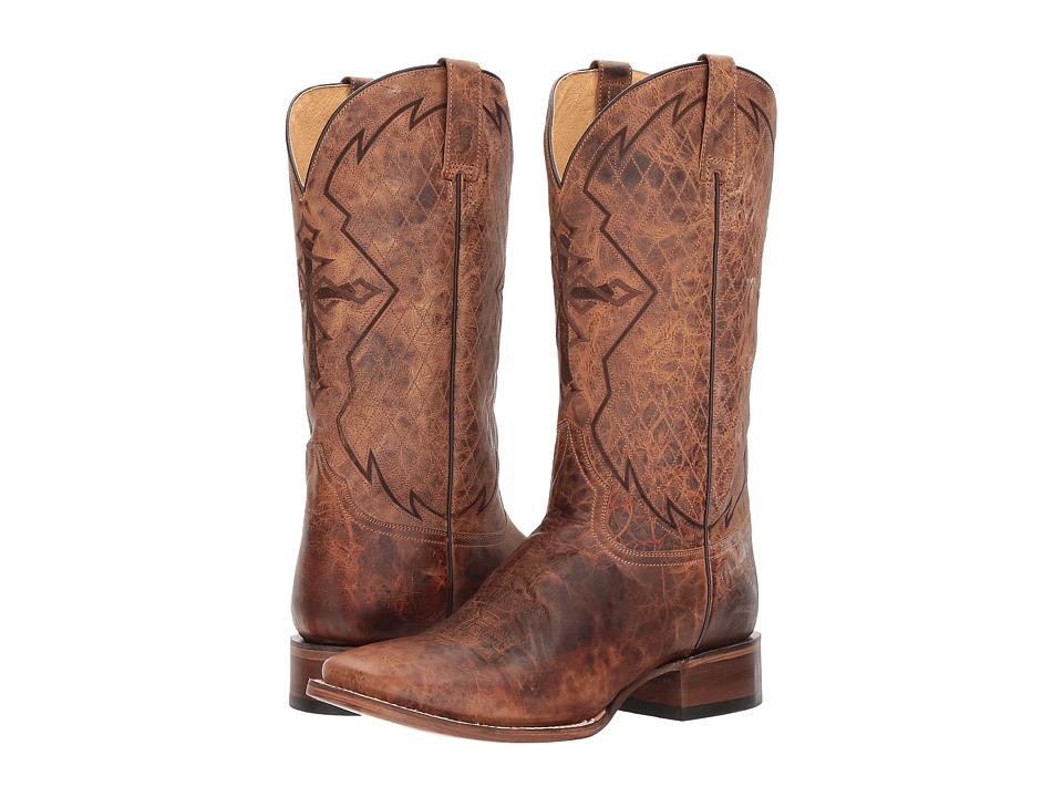 Roper Pure (Brown) Cowboy Boots