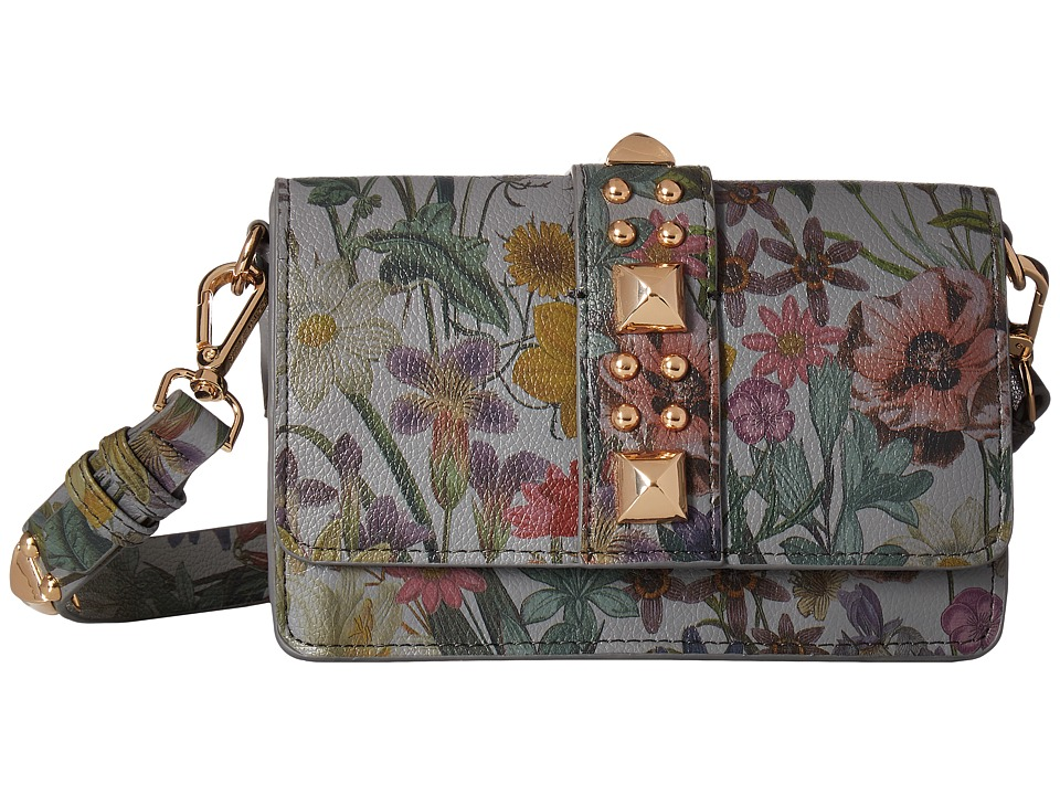 Steve Madden - Bfae (Blue Foral) Cross Body Handbags
