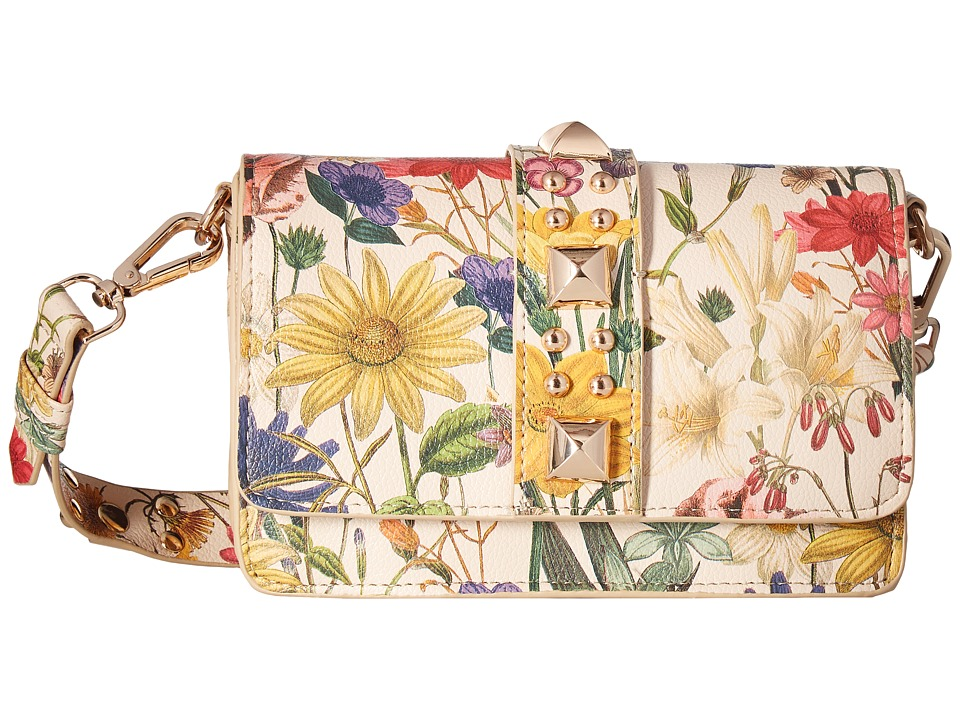 Steve Madden - Bfae (Pink Floral) Cross Body Handbags