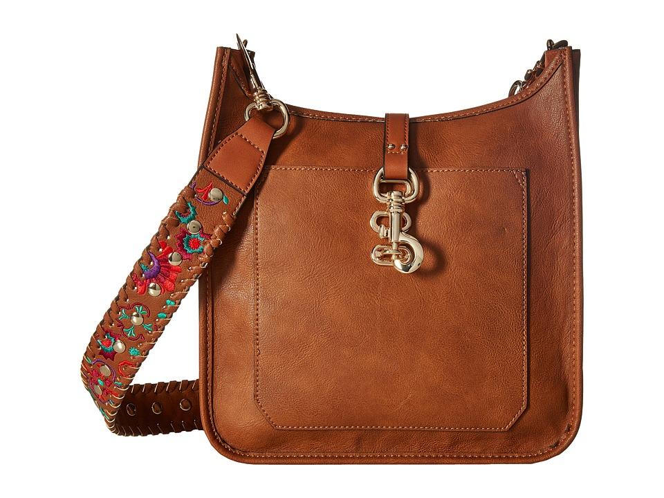 Steve Madden - Bdanya (Cognac) Cross Body Handbags