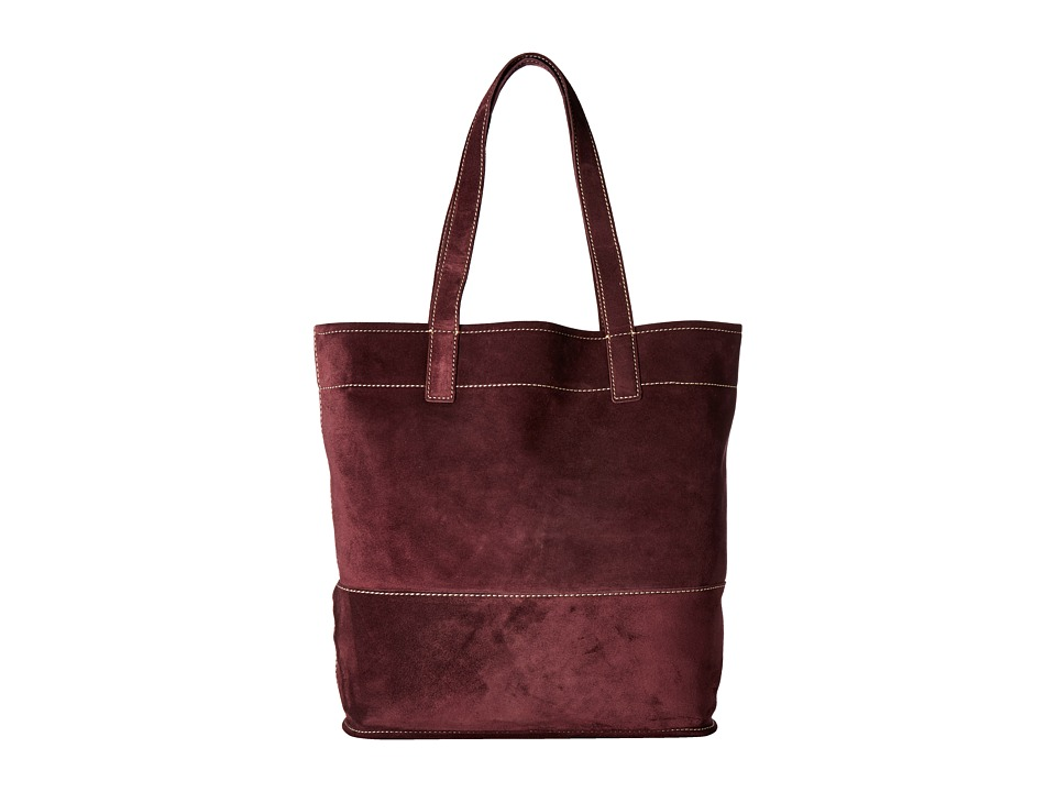 Frye - Harvest Tote (Wine 2) Tote Handbags