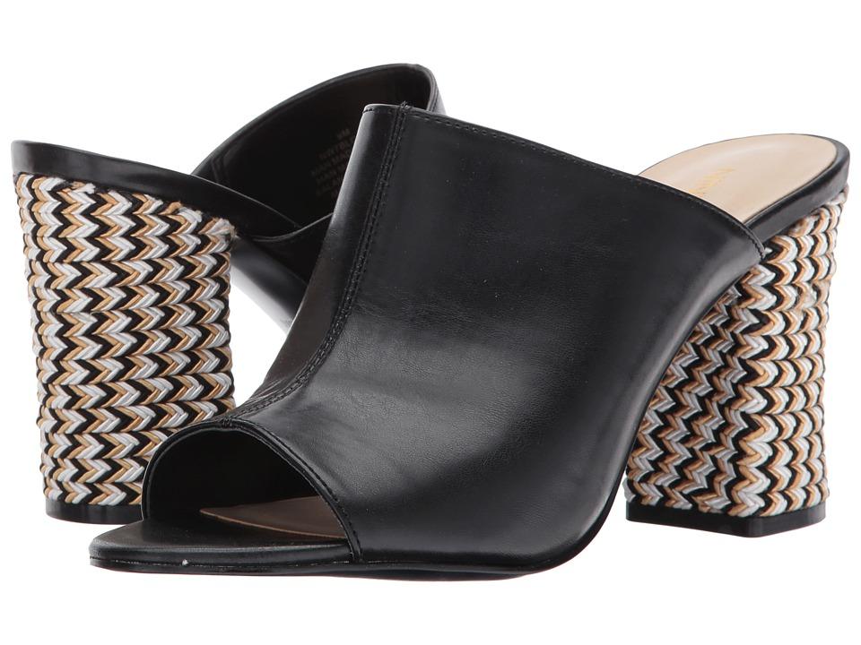 Nine West - Blocky (Black Synthetic) Women's Shoes