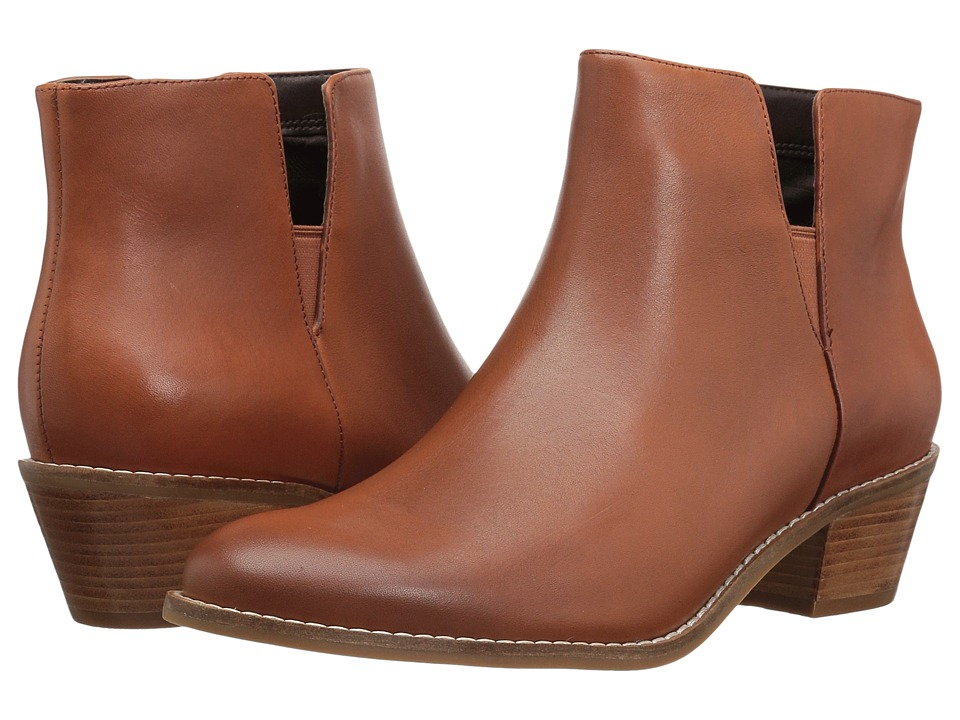 Cole Haan Abbot Bootie (British Tan Leather) Women