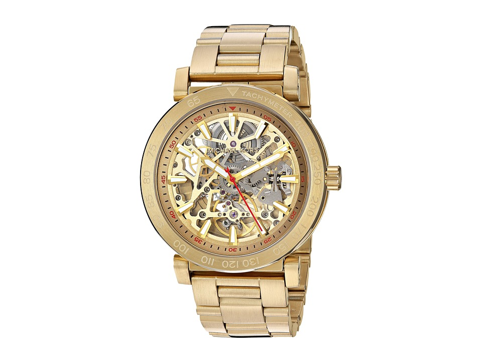 Michael Kors - Greer Automatic (Gold) Watches