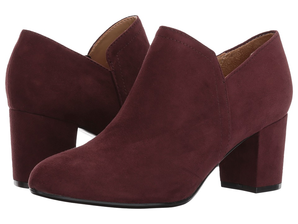 Naturalizer - Misha (Bordo) Women's Shoes