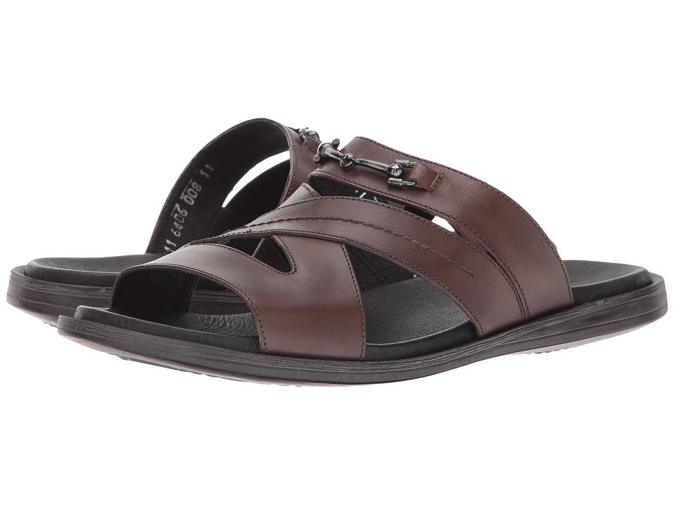 Bacco Bucci - Lenox (Graphite) Men's Shoes