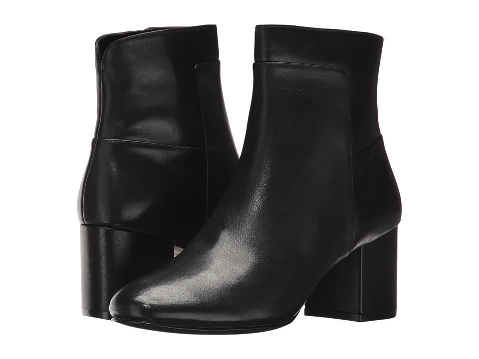 Cole Haan Arden Grand Bootie (Black Leather) Women