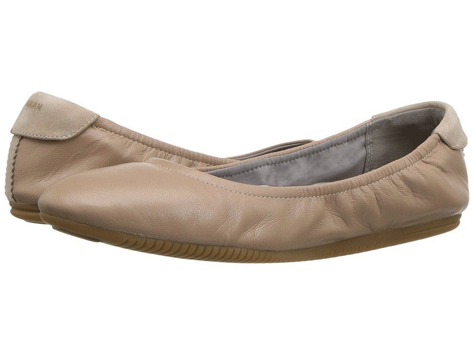 Cole Haan - Studiogrand Ballet (Maple Sugar) Women's Ballet Shoes