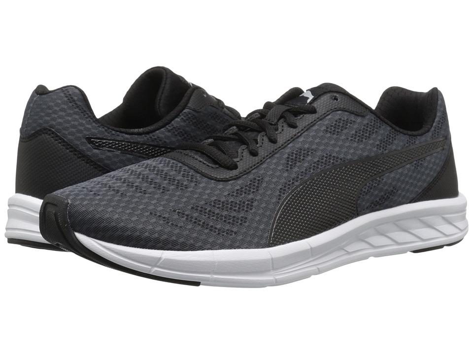 PUMA - Meteor (Asphalt/Puma Black/Puma Black) Men's Shoes