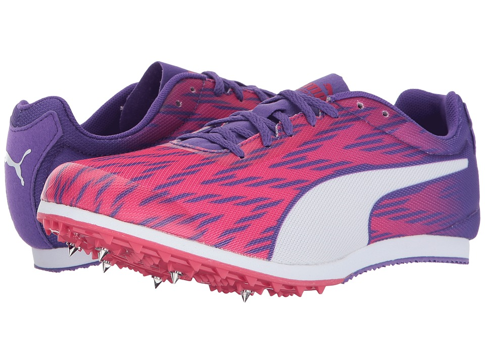 PUMA evoSPEED Star 5 (Sparkling Cosmo/Electric Purple/Puma White) Women
