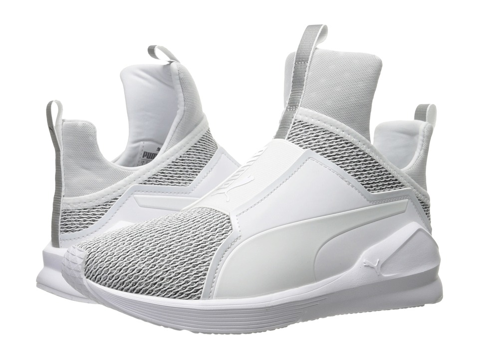 PUMA - Fierce Knit (PUMA White) Women's Shoes