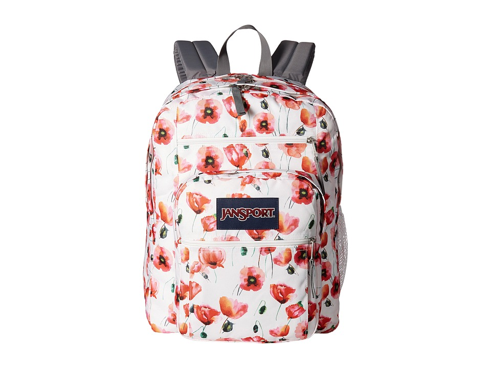 JanSport - Big Student (Multi Cali Poppy) Backpack Bags