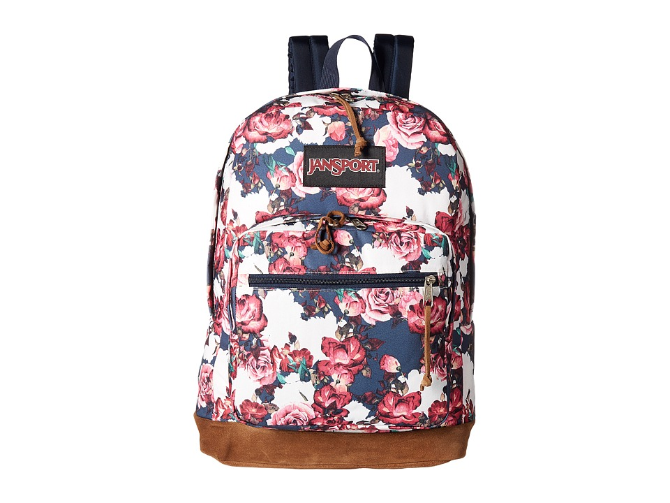 JanSport - Right Pack Expressions (Multi Floral Finesse) Backpack Bags