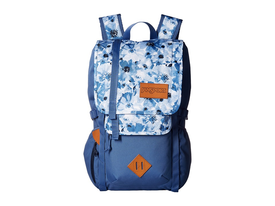 JanSport - Hatchet Backpack (Multi Turkish Dutch Floral) Backpack Bags