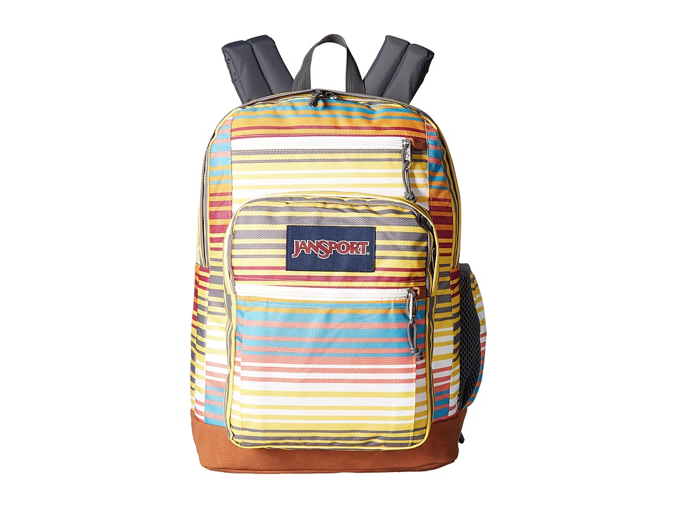JanSport - Cool Student (Multi Sunset Stripe) Backpack Bags