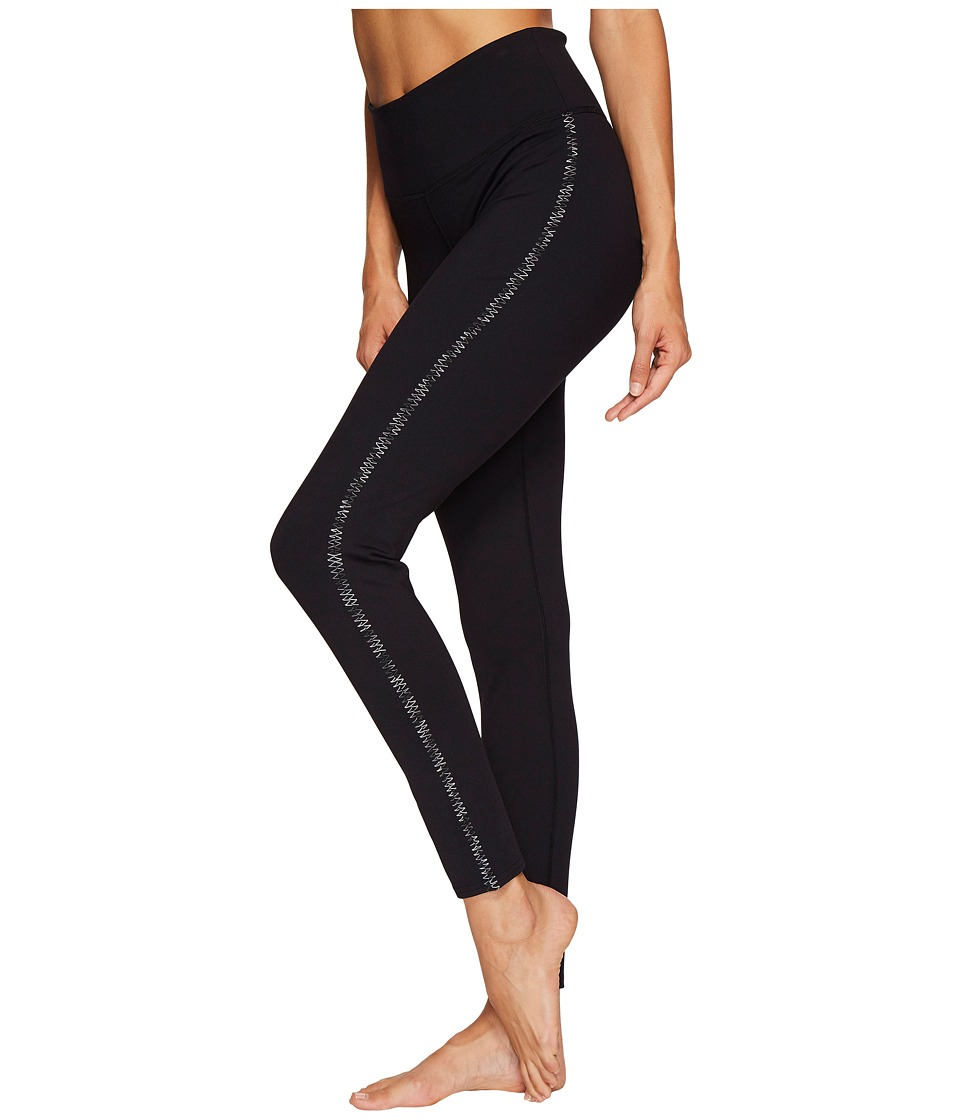 Free People Movement Stitch in Time Leggings (Black) Women