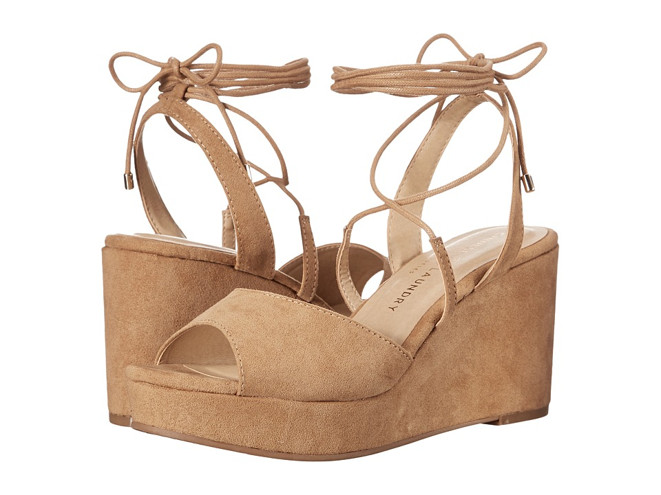 Chinese Laundry Cindy (Camel Microsuede) Women