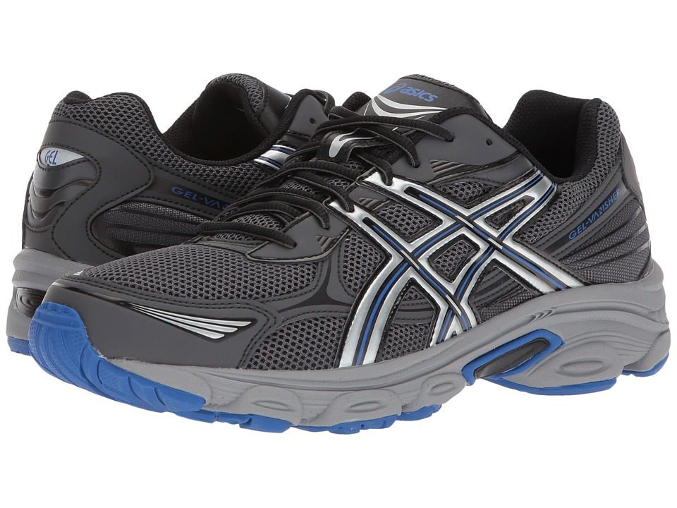 ASICS - GEL-Vanisher (Dark Grey/Silver/Imperial) Men's Running Shoes