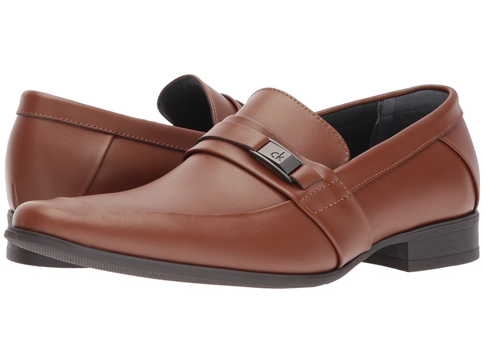 Calvin Klein - Brighton (British Tan) Men's Shoes