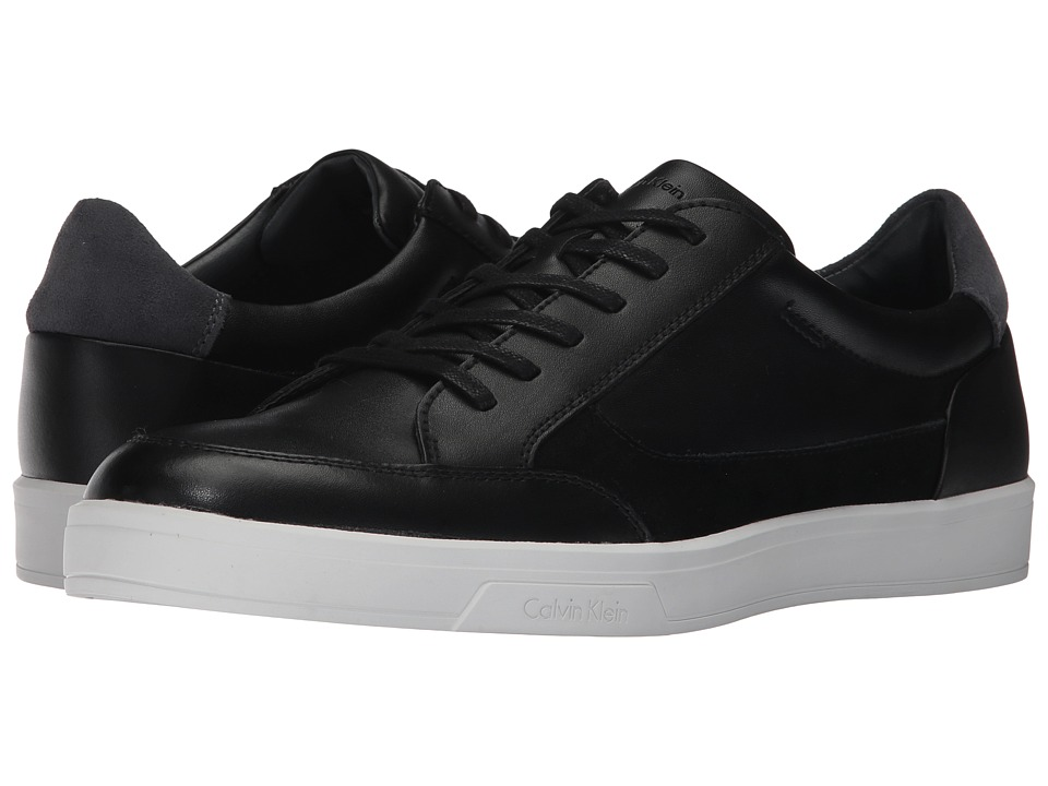Calvin Klein - Bradley (Black) Men's Shoes
