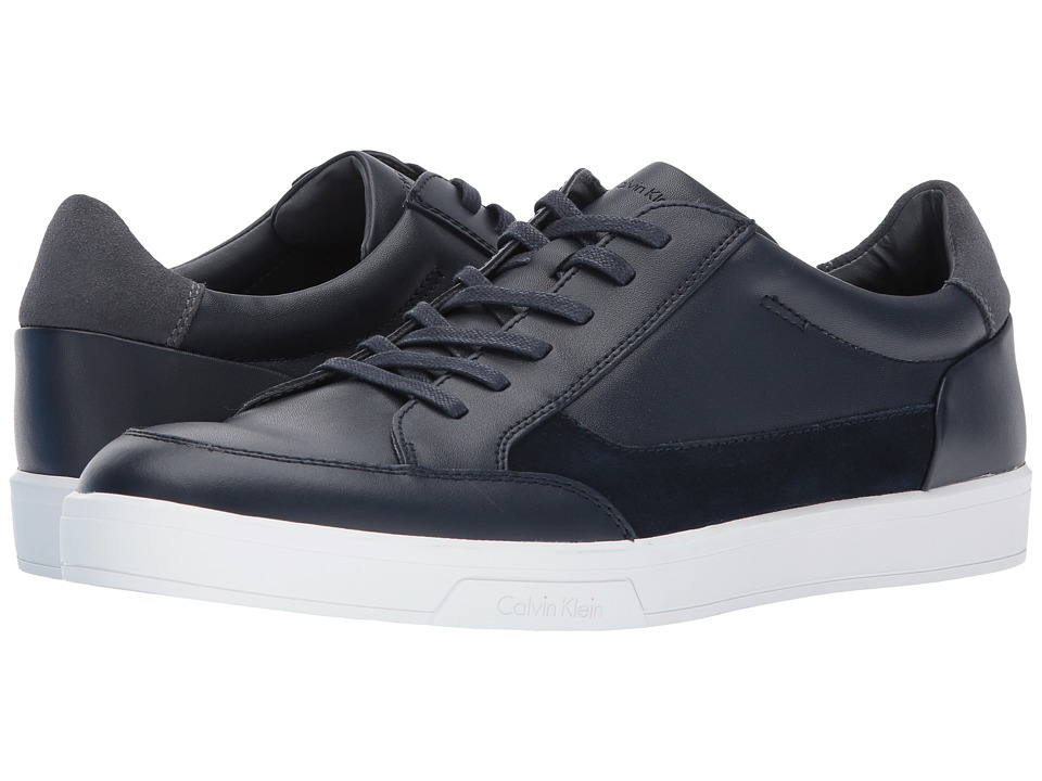 Calvin Klein - Bradley (Dark Navy) Men's Shoes