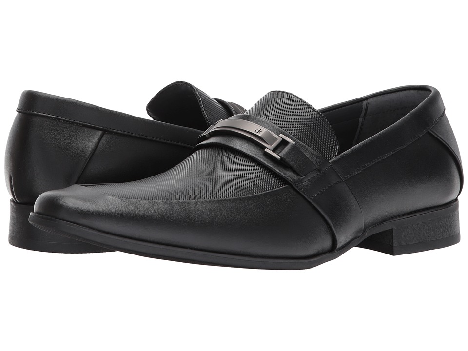Calvin Klein - Benning (Black) Men's Shoes