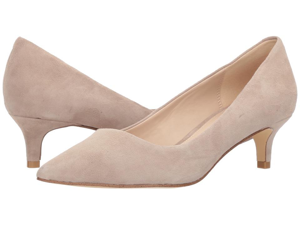 Pelle Moda Women Heels Dena Mushroom Suede Suede or velvet upper HRMURRT