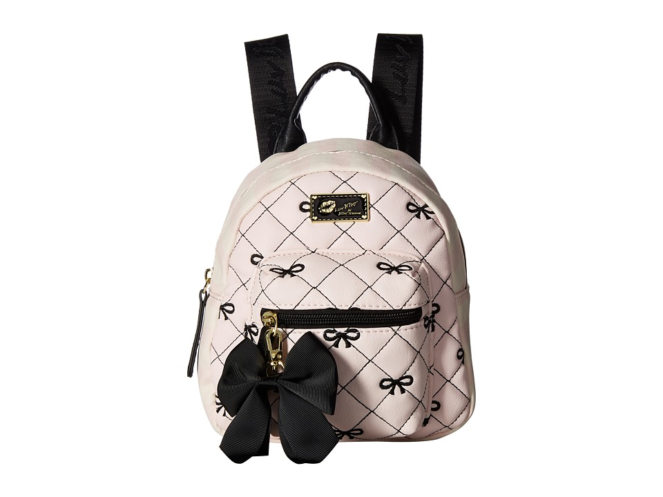 Luv Betsey - Ador Mini Backpack (Pink Bow) Backpack Bags