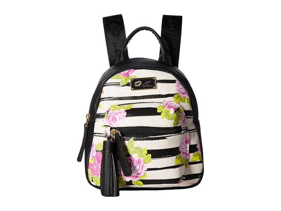 Luv Betsey - Ador Mini Backpack (Rosebud) Backpack Bags