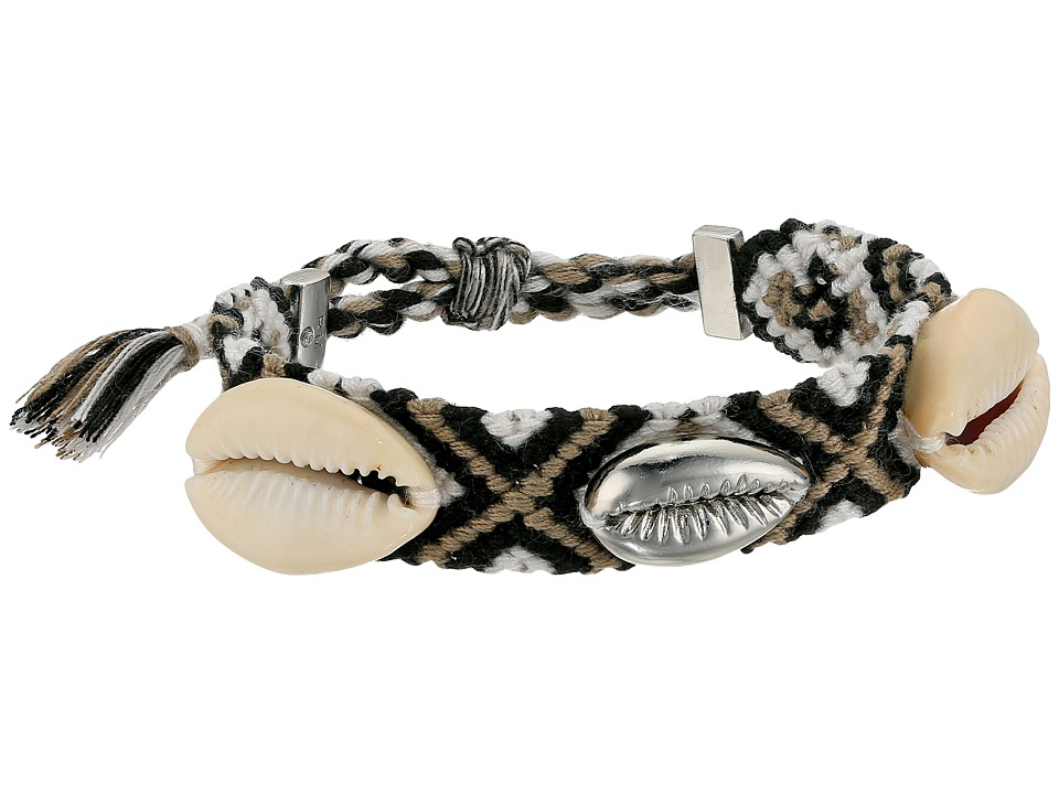 Rebecca Minkoff - Lola Friendship Bracelet (Neutral Multi) Bracelet