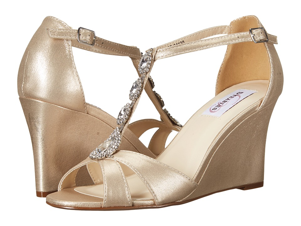 Touch Ups - Codi (Nude Shimmer) Women's Shoes