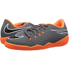 fa5525dae Nike Kids Jr. Hypervenom PhantomX 3 Academy Dynamic Fit IC Soccer  (Toddler Little Kid Big Kid) at 6pm
