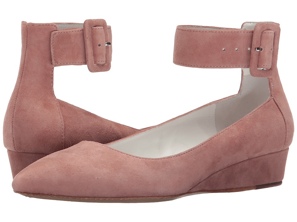 Alice + Olivia Kiki (Dusty Rose Prime Suede) Women