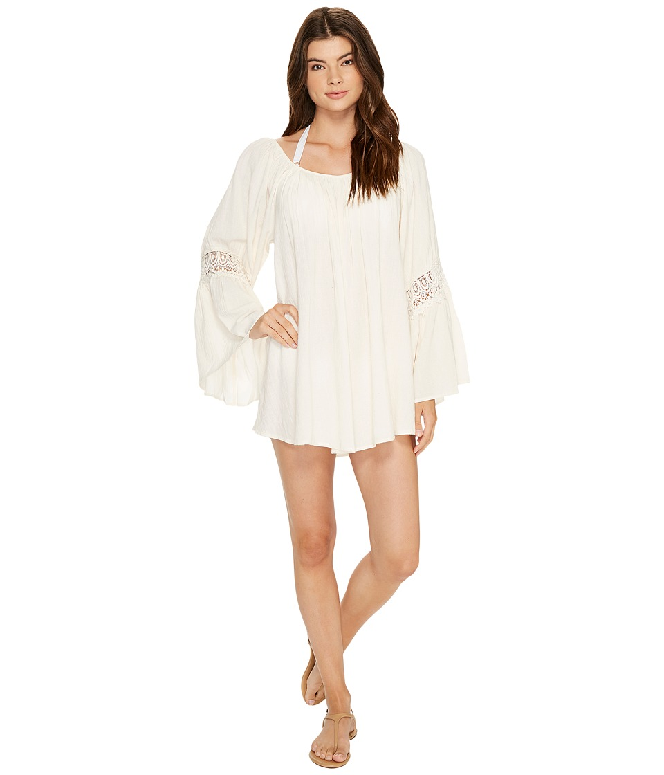 Billabong Side By Side Dress Cover-Up Cool Whip Swimwear
