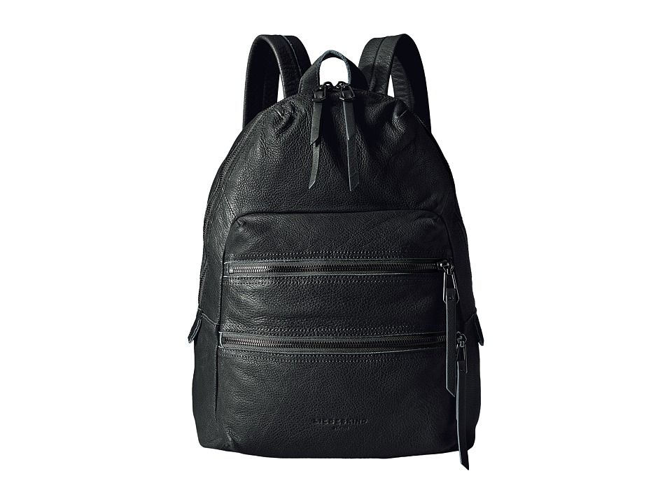 Liebeskind - SakuF7 (Nairobi Black) Backpack Bags