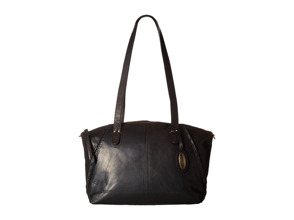 Born - Atesia Bronco Tote (Black) Tote Handbags