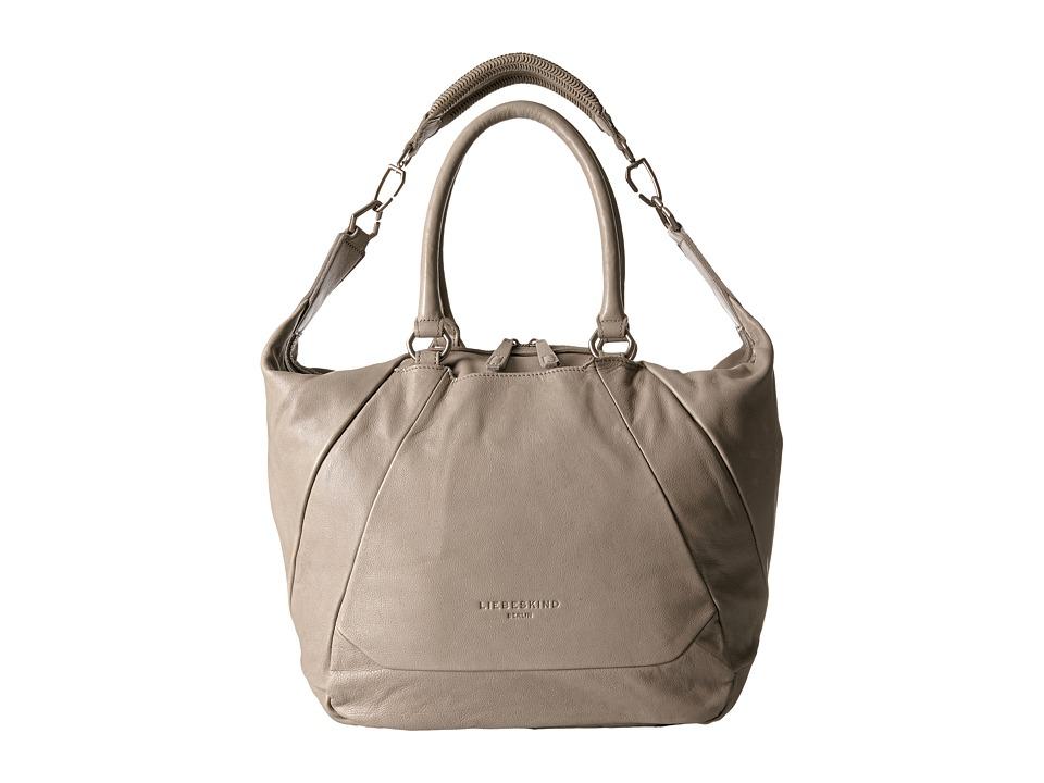 Liebeskind - Bambesa (Elephant Grey) Hobo Handbags