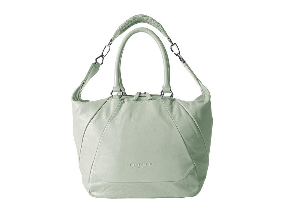 Liebeskind - Bambesa (Hyena Grey) Hobo Handbags