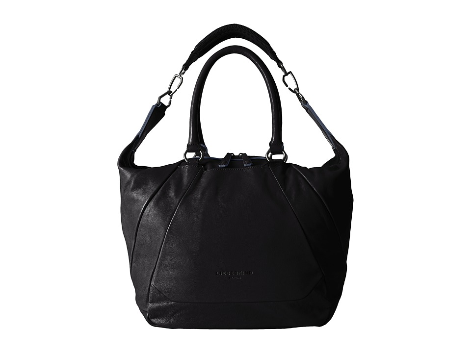 Liebeskind - Bambesa (Nairobi Black) Hobo Handbags