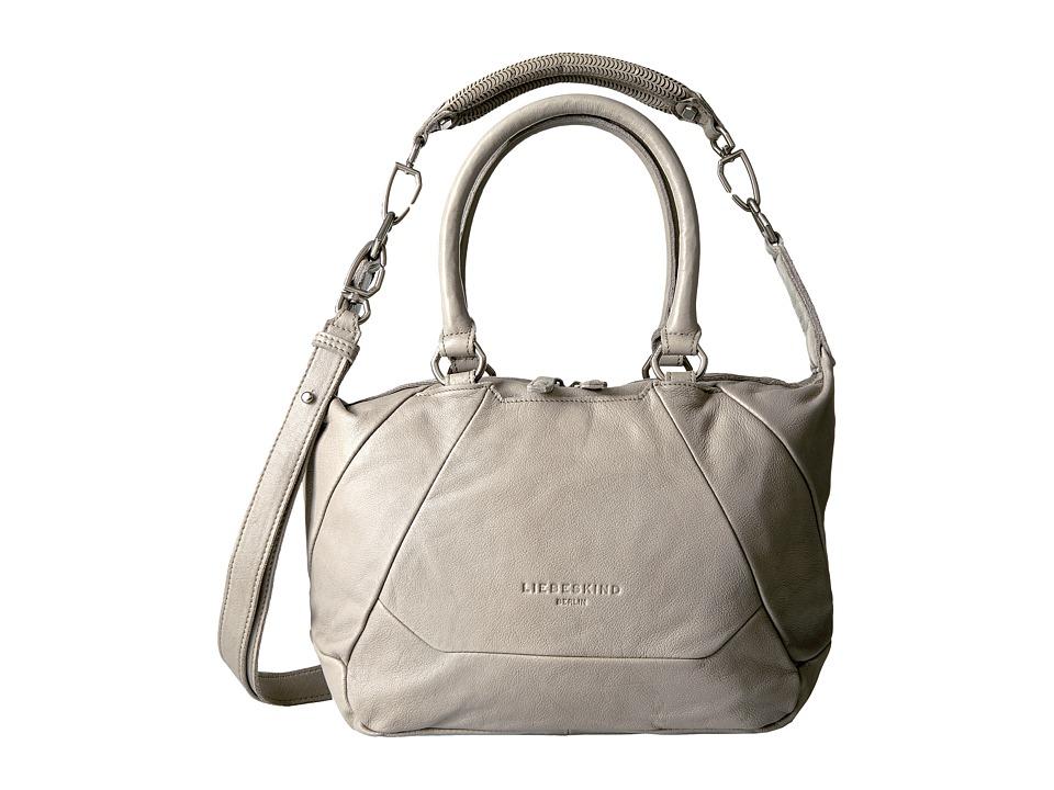 Liebeskind - Bailundo (Elephant Grey) Satchel Handbags