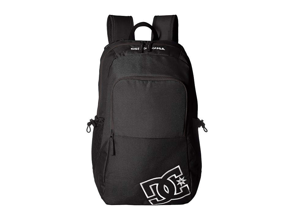 DC - Detention II (Black) Backpack Bags