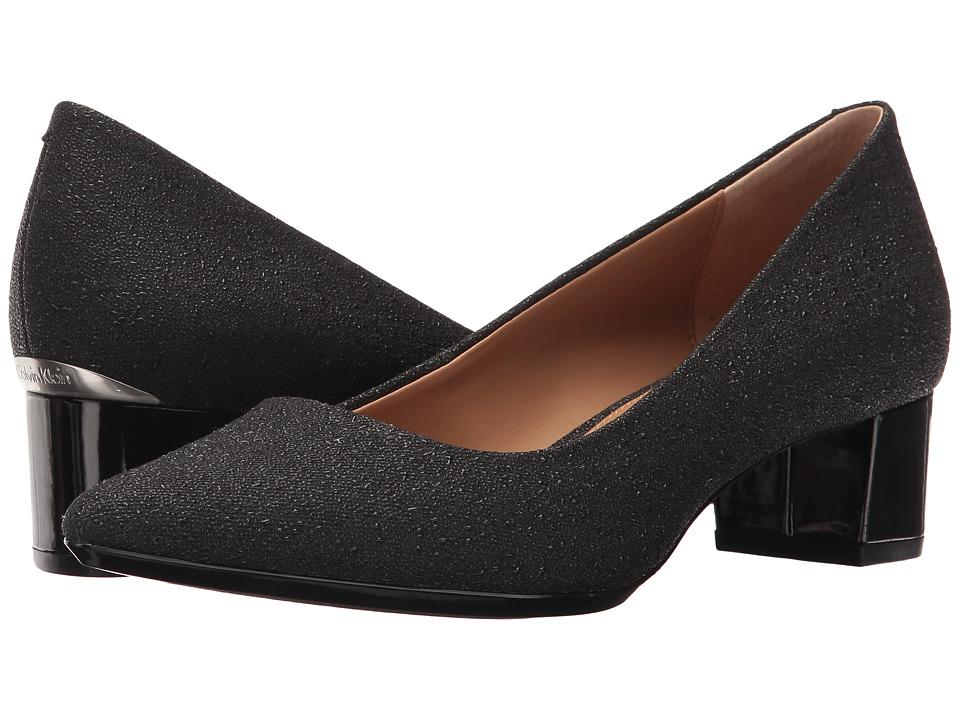 Calvin Klein - Genoveva (Black) Women's Shoes