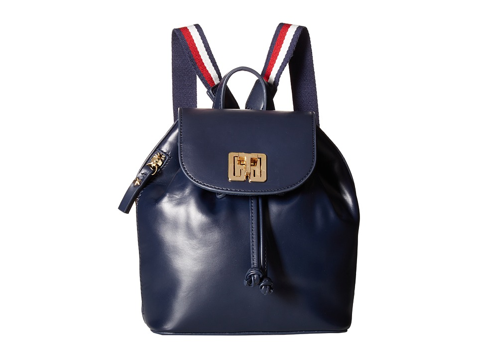 Tommy Hilfiger - TH Twist Backpack (Tommy Navy) Backpack Bags
